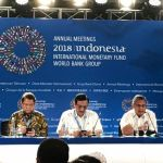 Indonesia Dapat Untung Rp1,13 Triliun dari Pertemuan Tahunan IMF-Bank Dunia
