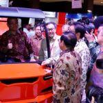 Jokowi Kunjungi Pameran Otomotif di Kemayoran, Mampir ke Stan Modifikasi Motor