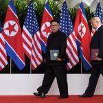 KTT Trump & Kim Jong-Un Hasilkan Kesepakatan Denuklirisasi Semenanjung Korea