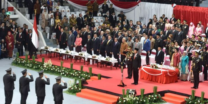 Indonesia Masuk 10 Negara Teraman Dunia, kata Jokowi