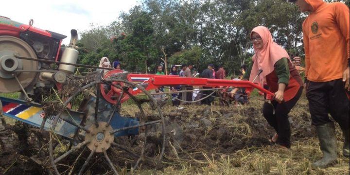 Jelang Jambore Gambut, Badan Restorasi Gambut Gelar Sekolah Lapang di Kalsel