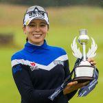 Hadapi Tantangan Cuaca Brutal, Mi Jung Hur Menang di Ladies Scottish Open