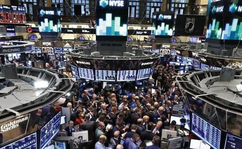 Saham-saham AS Menguat setelah Pidato dari Kepala The Fed