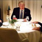 Undangan Makan Malam dengan Trump Ditawarkan Seharga Rp2,2 Miliar