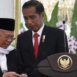 KH Ma'ruf Amin Jadi Cawapres Jokowi