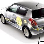 Suzuki Siap Terjun ke Kendaraan Listrik dan Emisi Rendah