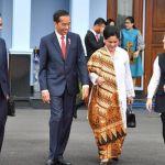 Jokowi Lakukan Kunjungan Kerja ke Singapura