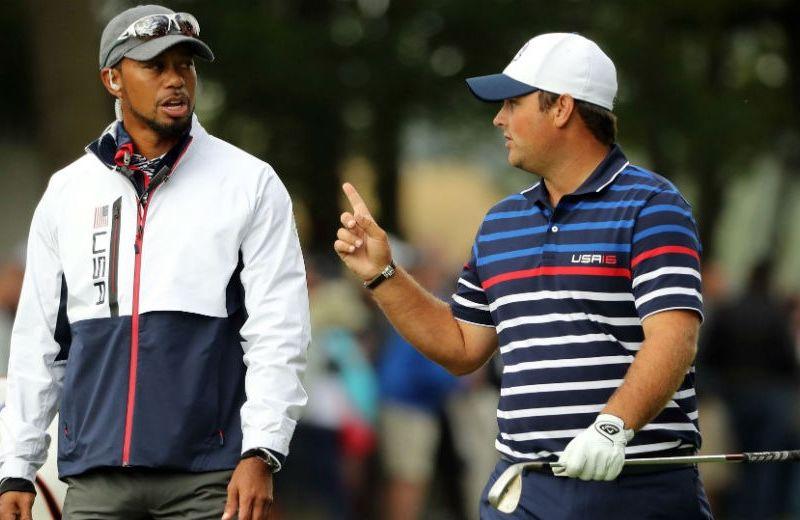 Tiger Woods Berada Satu Grup bersama Patrick Reed dan Charley Hoffman