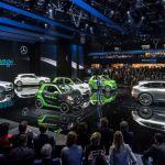 Paris Motor Show Tampilkan Lebih Banyak Merek Jerman