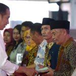 Jokowi Ingatkan Masyarakat untuk Hati-hati saat Agunkan Sertifikat Tanah