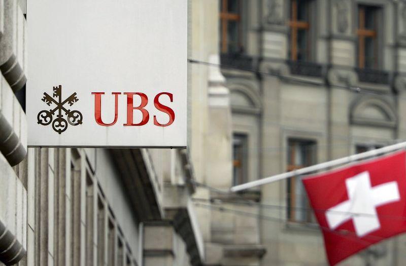 Raksasa Bank Swiss UBS Didenda 5,1 Miliar Dolar