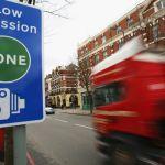 London Terapkan Zona Emisi Ultra Rendah 24 Jam