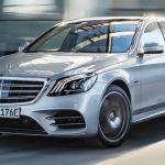 Mercedes-Benz S560e Siap Meluncur