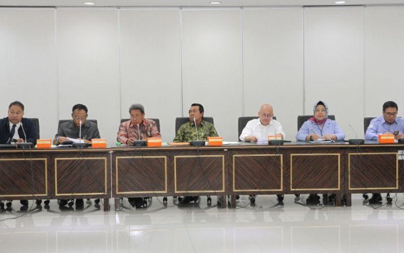 MA & Kementerian Kelautan dan Perikanan Siapkan Rencana Rekrutmen Hakim Ad Hoc Pengadilan Perikanan 2019