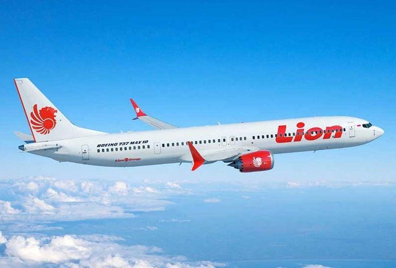 Pesawat Lion Air JT-610 Jatuh ke Laut daerah Karawang