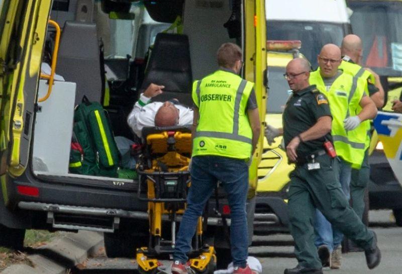 40 Orang Tewas dalam Penembakan Masjid di Christchurch Selandia Baru, 3 WNI Selamat