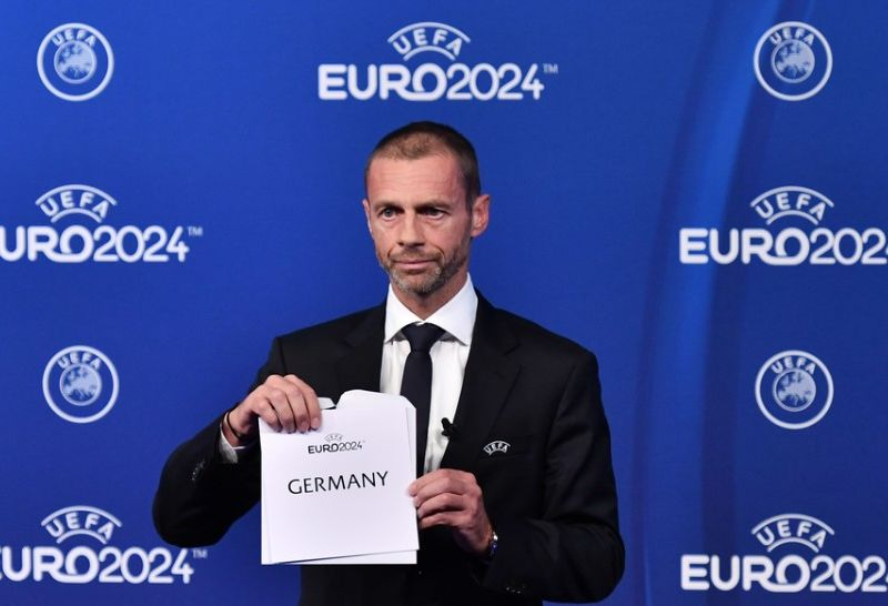 Jerman Terpilih Jadi Tuan Rumah Piala Eropa 2024