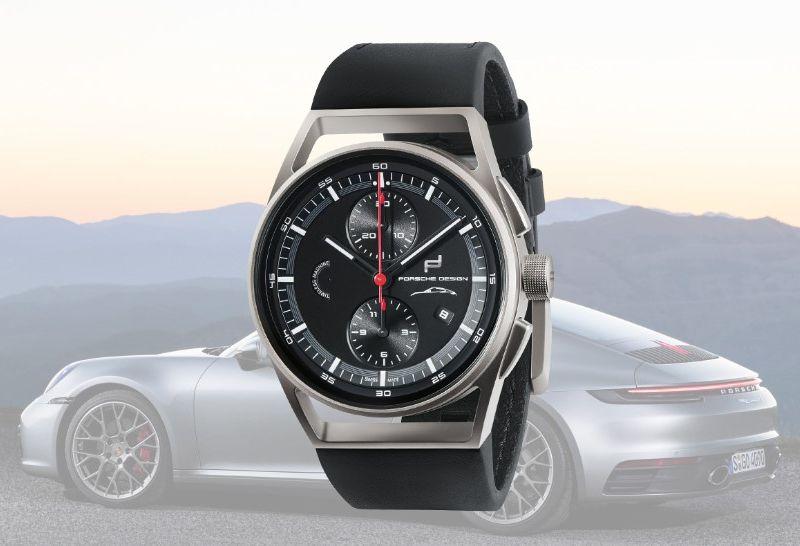 Porsche Perkenalkan Jam Tangan Edisi Terbatas 911/992