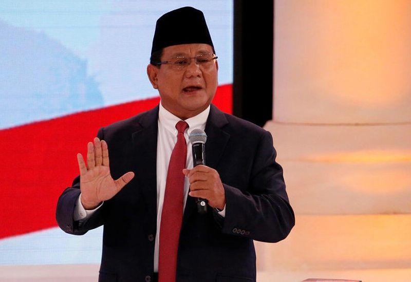 Prabowo: Alutsista, Infrastruktur Kuat Tidak Punya Makna Tanpa Cukup Pangan