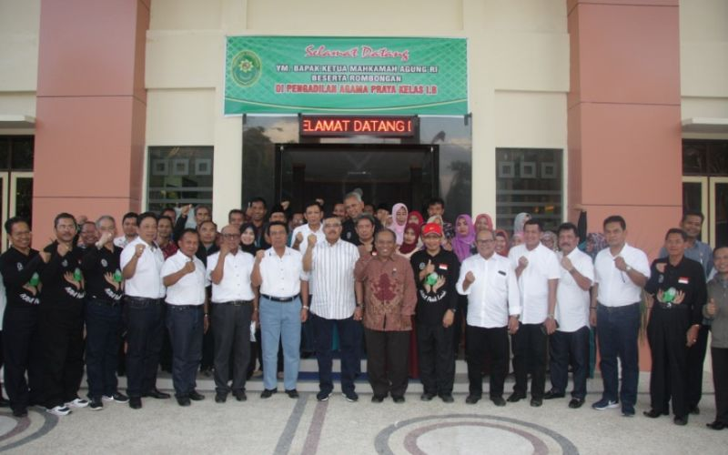 MA Beri Bantuan Rp 1 Miliar kepada Korban Gempa Lombok