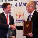 Indonesia – Australia Teken Perjanjian Perdagangan Bebas