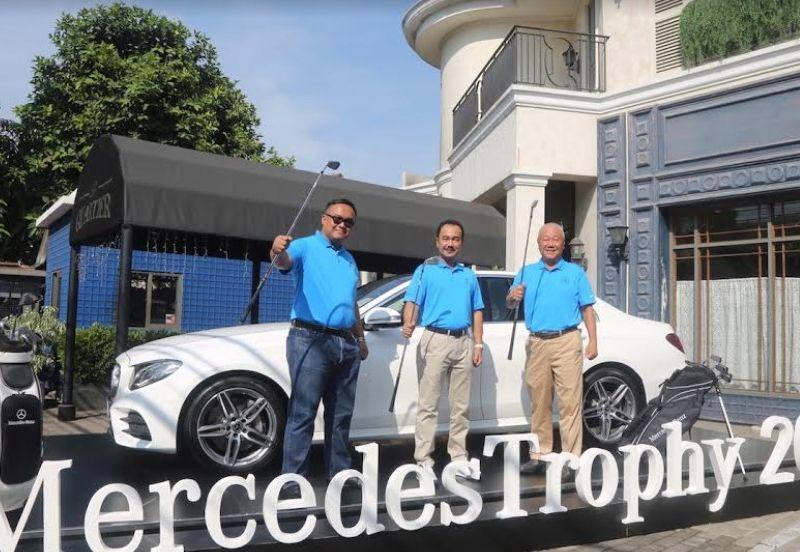 MercedesTrophy Indonesia 2018 Siap Main pada 2 Mei