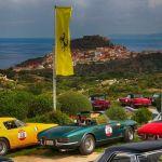 Ferrari Klasik Berkumpul di Sardinia