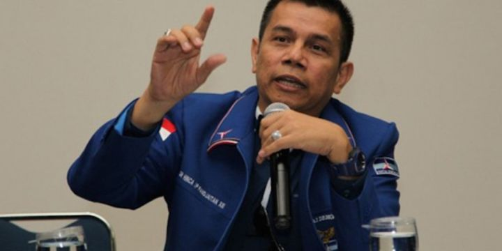 Partai Demokrat Pecat Amin Santono