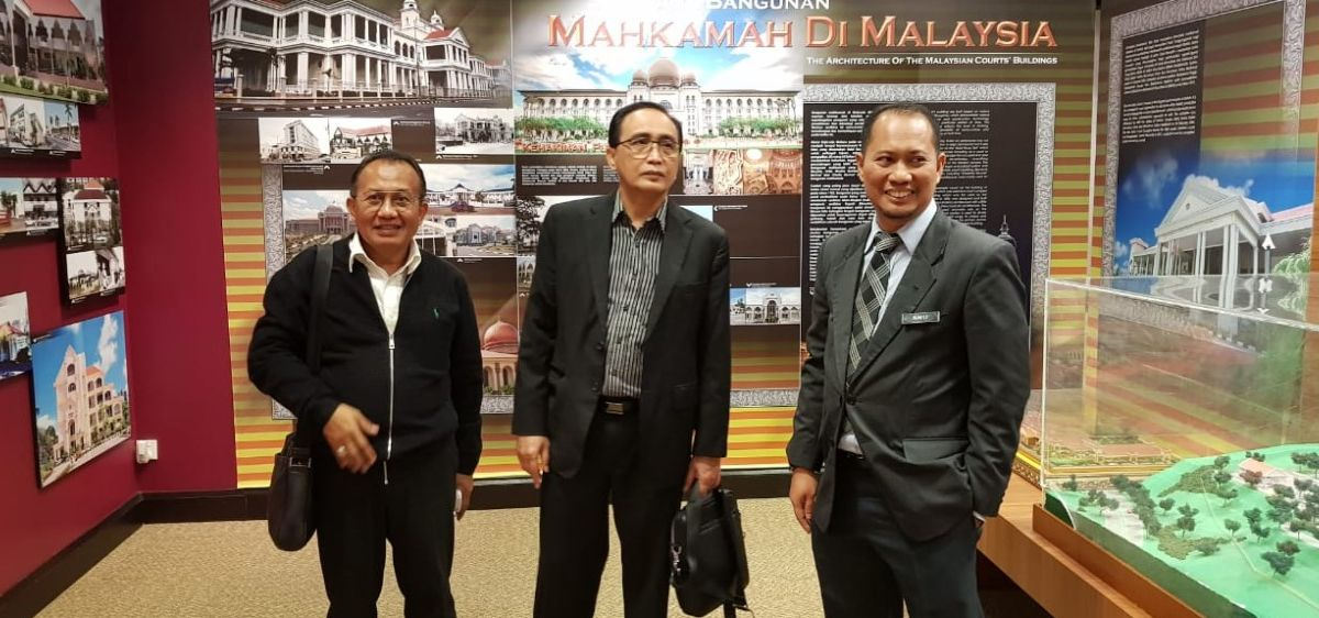 Referensi Bangun Museum, MA Kunjungi Muzium Kehakiman Malaysia