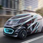 Mercedes-Benz Perkenalkan Mobil Konsep Vision Urbanetic