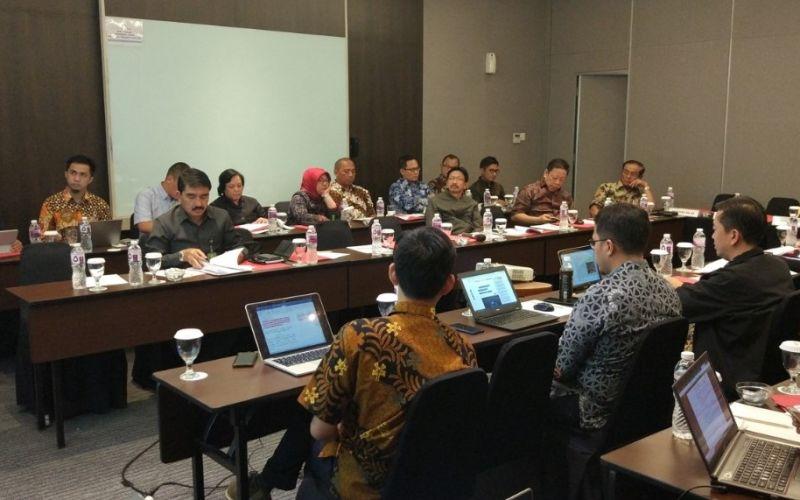 Pokja Kemudahan Berusaha MA Bahas Revisi Perma Nomor 3 Tahun 2018