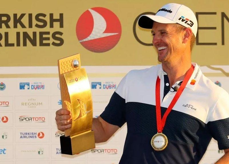 Justin Rose Kembali ke No. 1 Dunia setelah Menang di Turki
