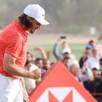 Tommy Fleetwood Pertahankan Gelar Abu Dhabi HSBC Golf Championship