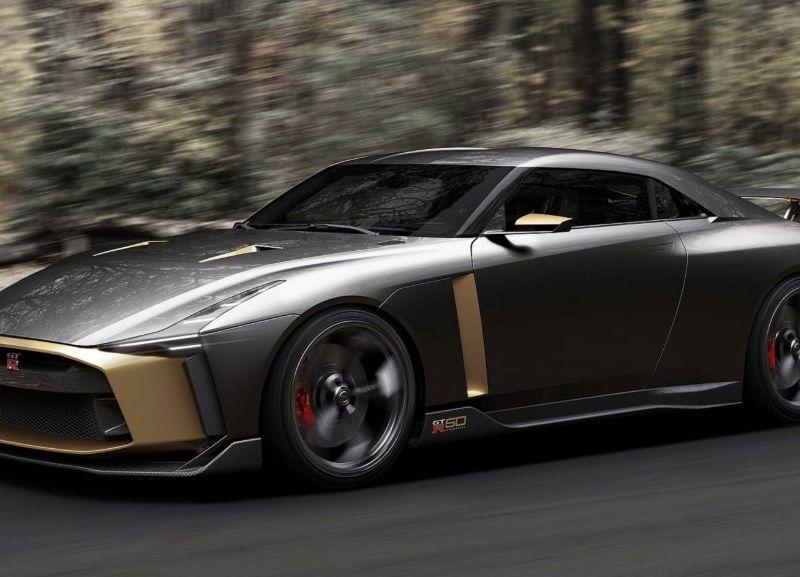 Mobil Nissan Rp17,5 Miliar Mulai Meluncur Hari Ini di Amerika Utara