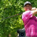 Tiger Woods Cetak Even-Par di Wells Fargo