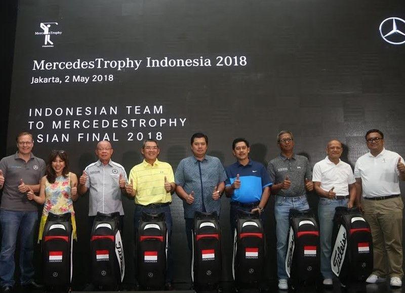 MercedesTrophy Indonesia 2018 Loloskan 7 Pemenang menuju Asian Final