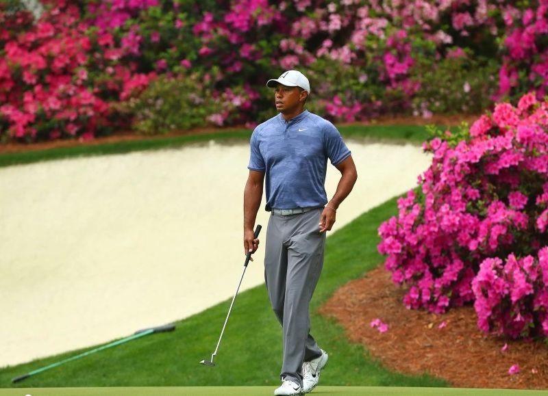 """Tiger Woods """"Tepat Berada di Tempat yang Diinginkannya"""" untuk Masters Minggu Ini"""