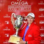 Matthew Fitzpatrick Pertahankan Gelar Omega European Masters