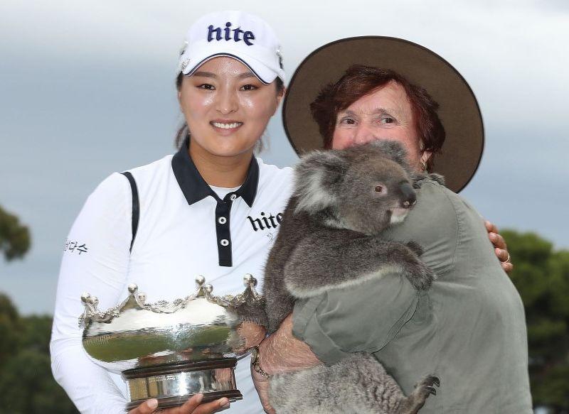 Jin Young Ko Raih Kemenangan LPGA dalam Debut Pro-nya