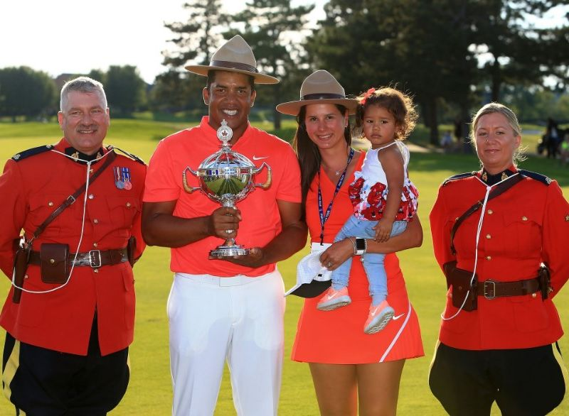Jhonattan Vegas Pertahankan Gelar RBC Canadian Open