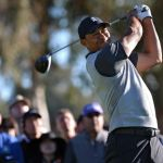 Tee-Off Tiger Woods Lebih Akurat di Valspar Pro-Am