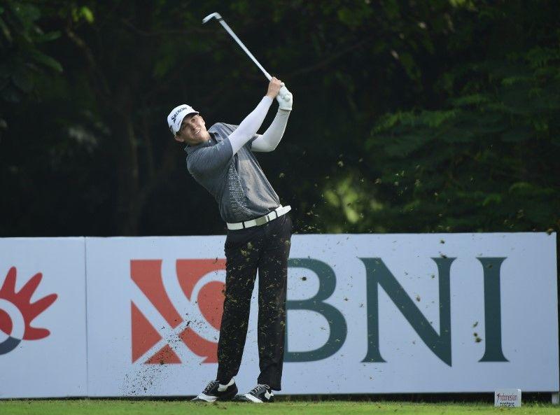 John Catlin, Sungho Lee Pimpin Indonesian Masters