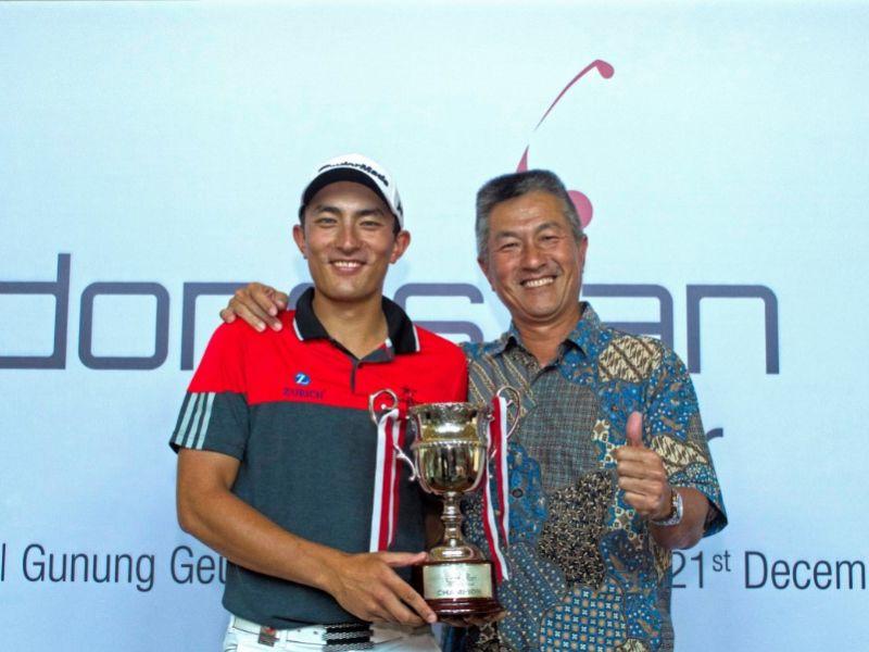 Danny Masrin Raih Gelar Kedua Grand Final IGT