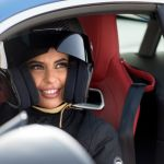 Pembalap Perempuan Arab Saudi Rayakan Pencabutan Larangan Menyetir di Lintasan Balap