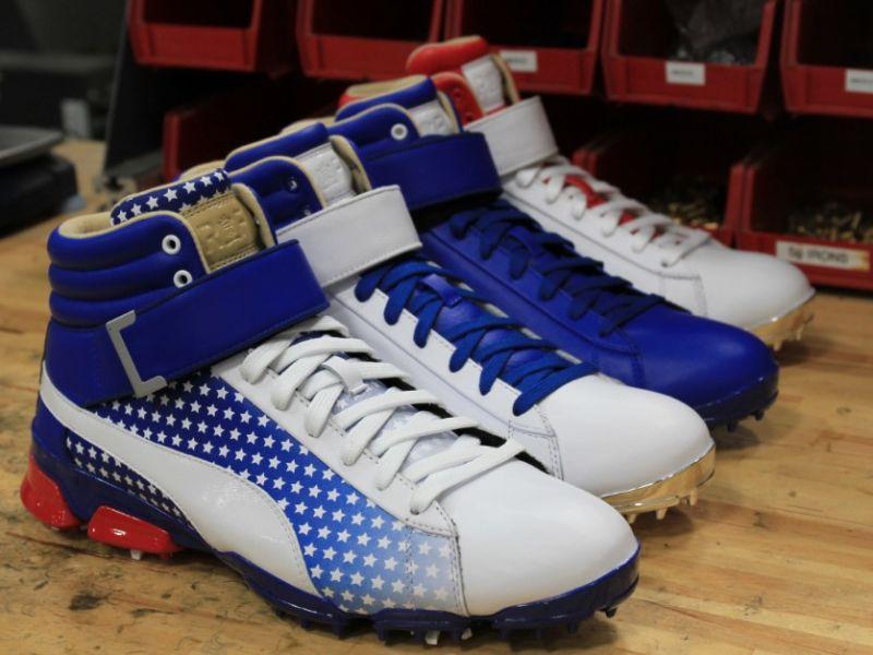 Rickie Fowler Akan Mengenakan Sepatu Puma Bertema Presidents Cup