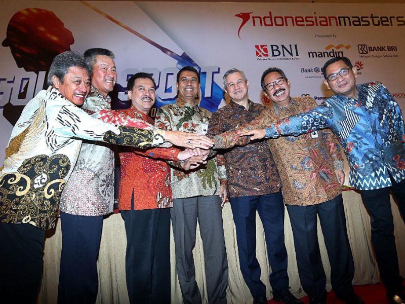 5 BUMN Jadi Sponsor Utama Indonesian Masters 14-17 Desember