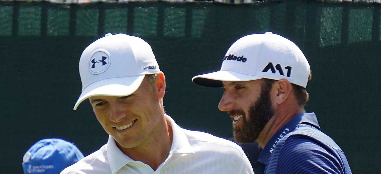 Jordan Spieth - Dustin Johnson