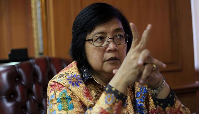 Menteri Lingkungan Hidup dan Kehutanan Bersyukur Gugatan PT RAPP Ditolak