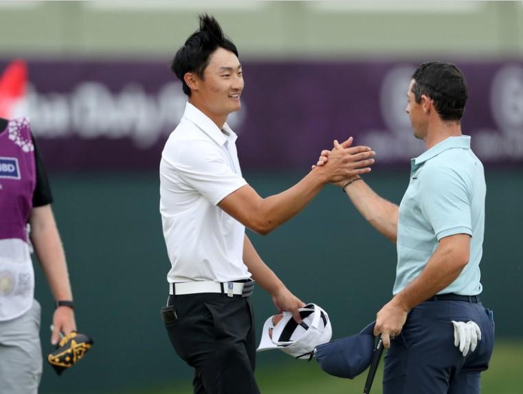 Haotong Li Menang atas Rory McIlroy di Abu Dhabi