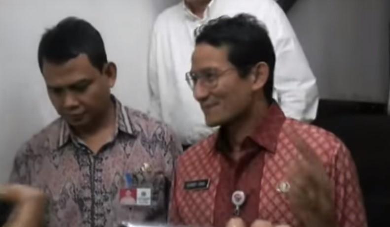 Sandiaga Uno Diperiksa Polda Metro Jaya